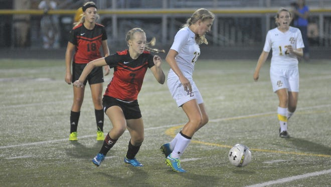 Bloom-Carroll and Fairfield Union played a classic game in 2015 with the Bulldogs pulling out a 2-1 win.
