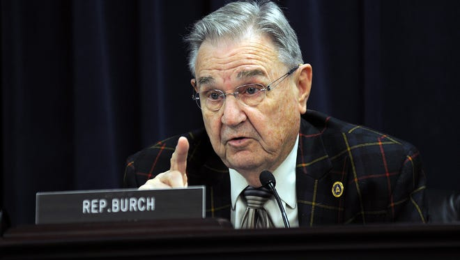 Rep. Tom Burch