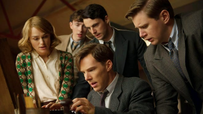 """The Imitation Game"" opens the Asheville Cinema Festival Thursday evening."