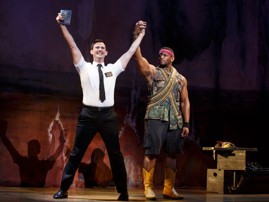 """The Book of Mormon"" returns to Detroit on Tuesday"