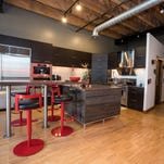 Photos:  Industrial loft in Rivertown blends factory past with luxury