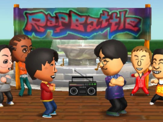 """Create hilarious versions of friends and family in charming 3DS sim, """"Tomodachi Life."""""""