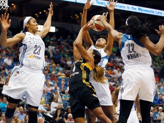 Shock Lynx Basketball