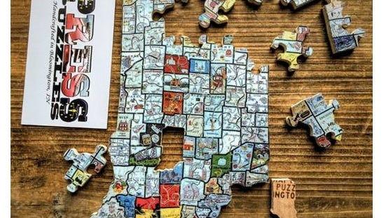 One of Marc Tschida's puzzles.
