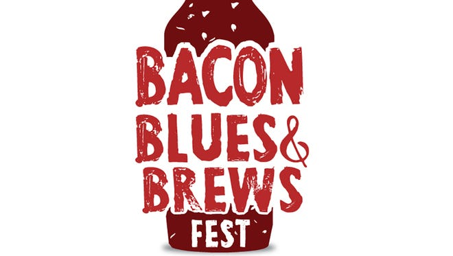 Bacon, Blues & Brews festival slated for November 5. Bites like bacon-wrapped sausage, bacon cupcakes, bacon candy, bacon tacos, bacon popcorn and more will center the event.