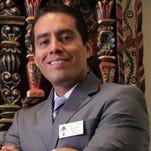 Cristofer Pereyra, director de Misiones Hispanas de la Diócesis de Phoenix.