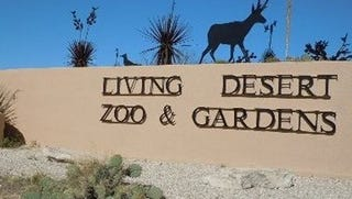 Living Desert Zoo and Gardens State Park