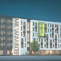 Royal Capital to develop 90 higher-end apartments tied to Milwaukee Bucks arena parking structure