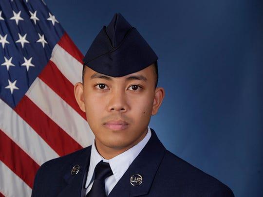 Airman 1st Class Eliseo R. Soria Jr.