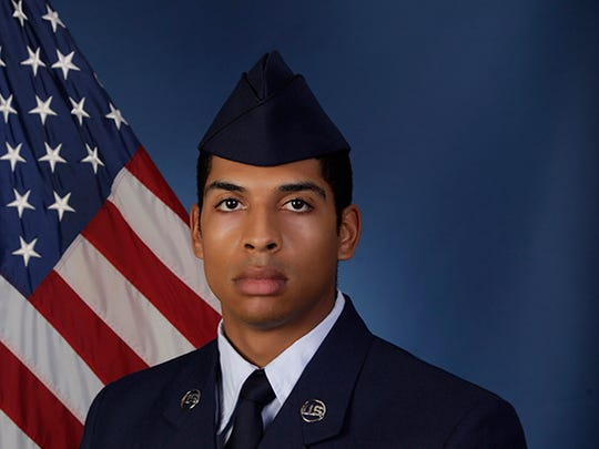 Airman Christian M. Carbonel