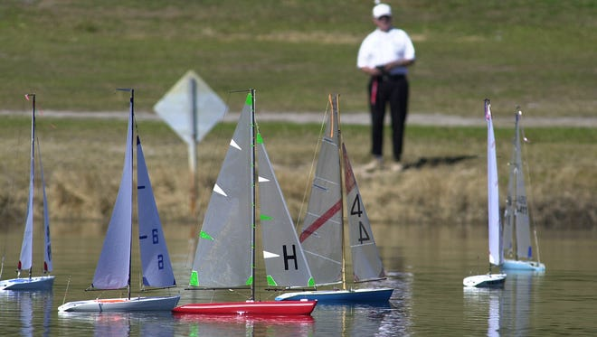 Indian River Model Sailing Club meets on Friday at Hobart Lake in Vero Beach.  Details in our community calendar.