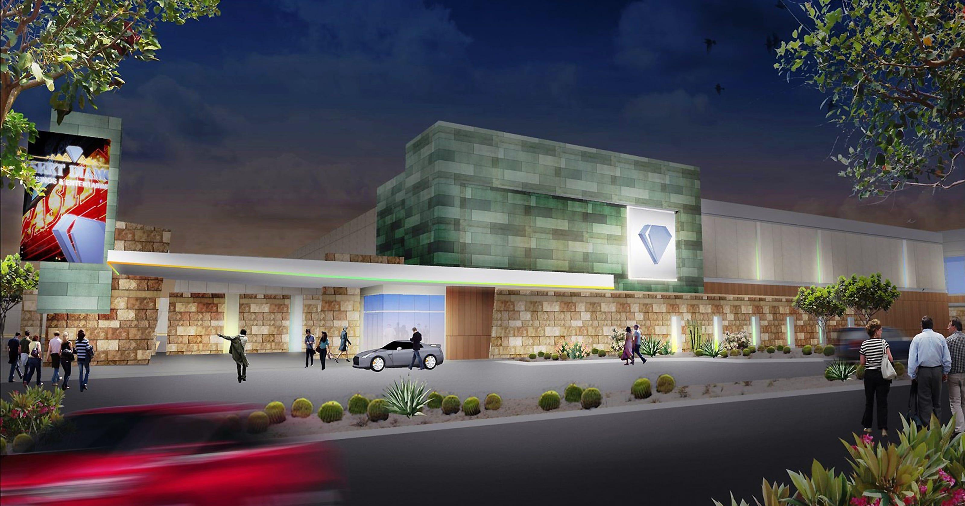 How we got here: the Desert Diamond Casino West Valley