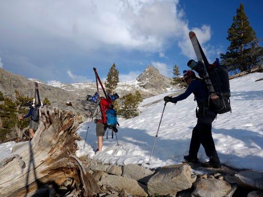 Drought-Skier Seeking Snow (3)