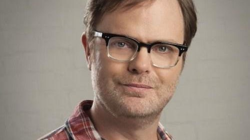 Rainn Wilson is best known for his role as Dwight Schrute on the NBC sitcom The Office.