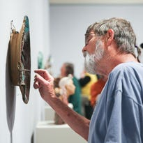 What's in store at the San Angelo Museum of Fine Arts? Ceramics, quilts and a costume exhibit