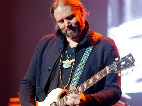 Rich Robinson will perform at the Ferdinand Folk Festival on Sept. 17.