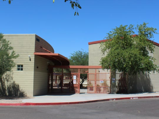 Arizona Agribusiness and Equine Center