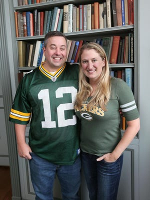 As a fervent and lifelong fan of the green and gold, Ryan Holtan-Murphy finally has found a way to become a Packer himself. He is marrying Marie Packer and taking her last name.