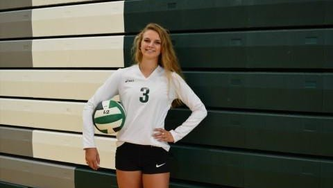 Renee Sturm helped Williamston to a runner-up finish at its own tournament last week.