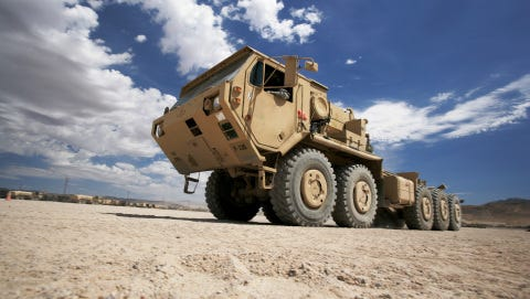 Oshkosh Corp., in March 2016, won a $430 million contract to recapitalize Family of Heavy Tactical Vehicles, and build trailers for the U.S. Army.