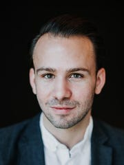 Andrew Crust is new assistant conductor of the Memphis Symphony Orchestra.
