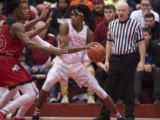 Fort Wayne North Side's Keion Brooks has been on IU's radar for a while.