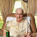 93-year-old caps golf career with hole-in-one