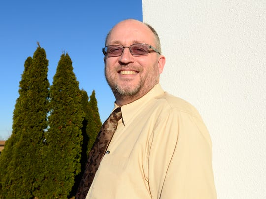 Gary Click is running for county commissioner.