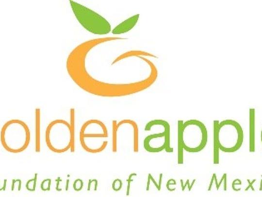Golden Apple Foundation of New Mexico logo