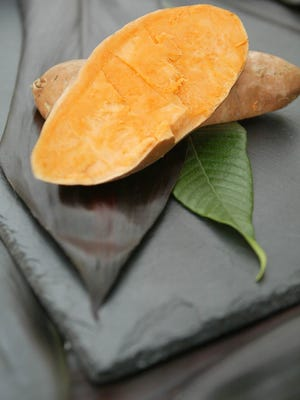 Sweet potatoes can be refreshingly sweet for summer.
