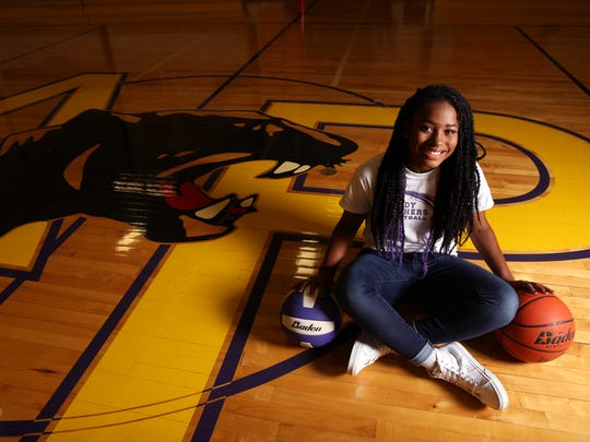 Aransas Pass High School senior Yasmine Jenelia Cribb has been named a 2017 Caller-Times/Citgo South Texas Distinguished Scholar in the Student Athlete category.