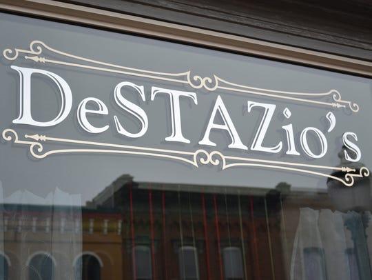 DeSTAZio's pizza shop opened in Elmore on December