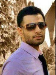 Shazim Uppal is shown in one of his Facebook photos.