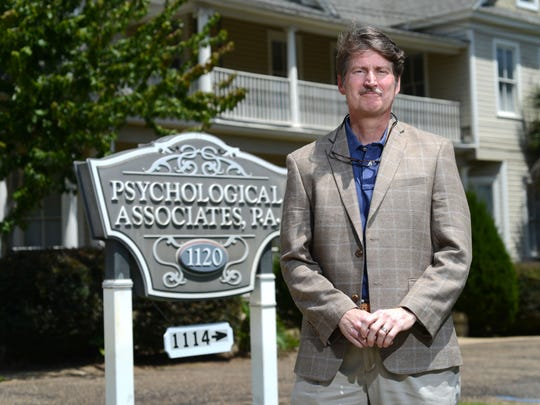 Psycologist Dr. Rick Spencer, with Psychological Associates, P.A., says that post-traumatic stress disorder is a condition that plagues military veterans. Spencer says though the definition of the disorder is relatively new, it has been affecting veterans for generations.
