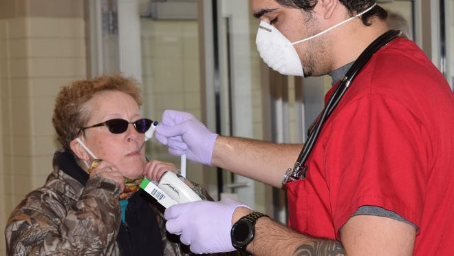 Everyone must wear a mask and will have their temperature taken at the door during the July 6-7 blood drive in Redwood Falls.