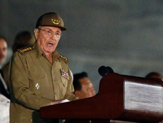 AP CUBA ATTACKS CASTRO'S DENIAL I FILE CUB