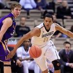 Vanderbilt scores 72-62 win over Lipscomb
