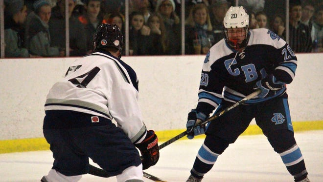 CBA Ice Hockey remains atop the APP Top 10 Poll.