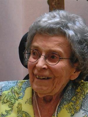 Nellie Wallace Knapp, 95