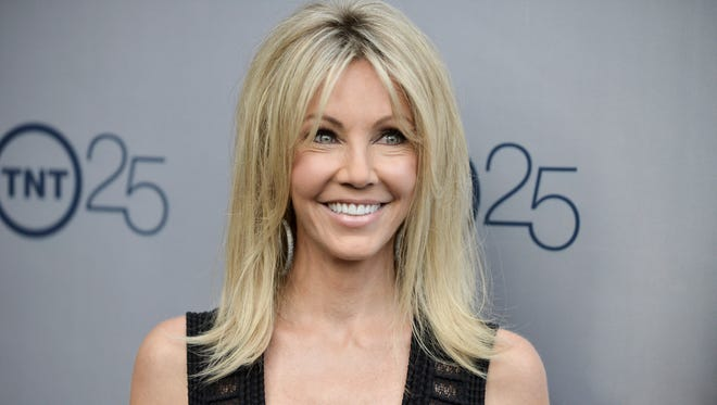 First responders were again called to the home of Heather Locklear Sunday, four months after a domestic violence call that ended in her arrest.