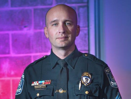 Sgt. Drew Heistand