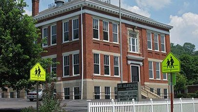 St. Aloysius on the Ohio School will close this spring for financial reasons.