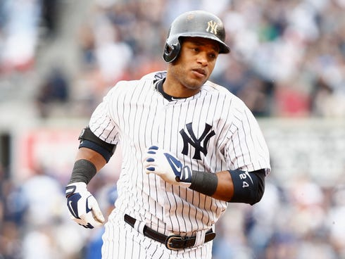 Robinson Cano is a career .309 hitter who has averaged 28 homers and 103 RBI the last five seasons.