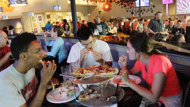 Mellow Mushroom recently announced it would close its Lafayette location