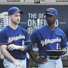 Q&A: Brewers hitting coach Darnell Coles assesses the offense, past and present