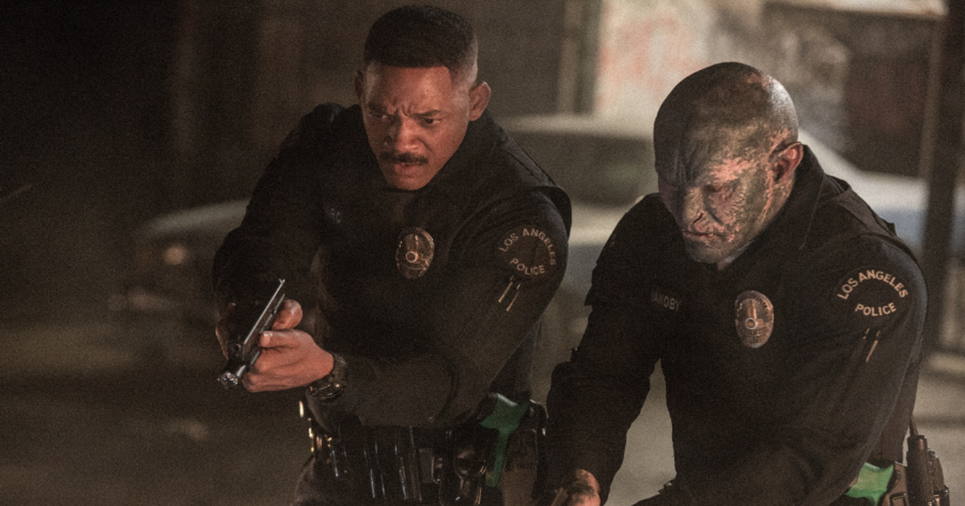 Early reviews for Netflix's 'Bright' are bad
