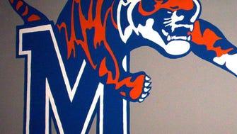 University of Memphis Tigers logo.