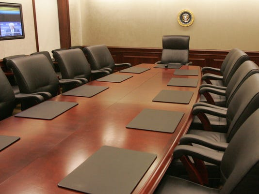 The main conference room inside the Situ