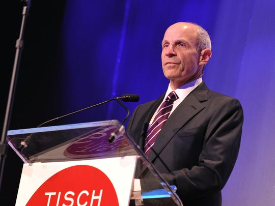 Jonathan Tisch is Chairman of Loews Hotels and Resorts. The NYU hospitality school will be renamed after him.