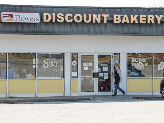 Flowers bakery